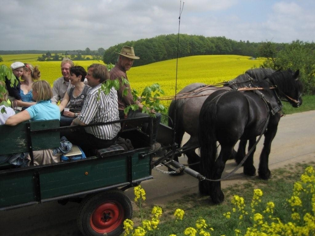 Pfingstfahrt im Jahr 2010